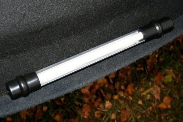 Освещение в багажнике Шкода Окатвия