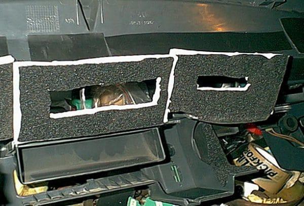 Модернизация печки отопителя ВАЗ 2109