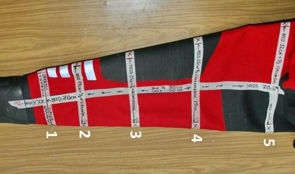 Сухой костюм Урсьют (Ursuit) по мерке