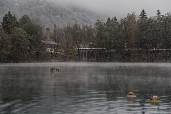 Кабарда Голубое озеро 2014