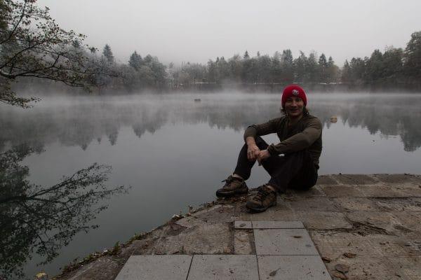 Дайвинг на Голубом озере 2014 Кабардино-Балкария