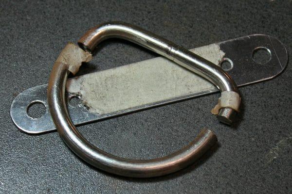 Дополнительное заднее D-кольцо сайдмаунт Avenger 16
