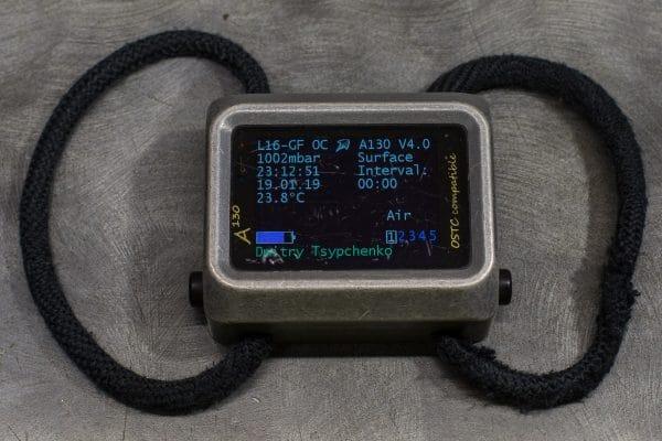 A130 (клон OSTC) компьютер для дайвинга